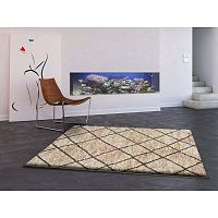 Kasbah Beig szőnyeg, 80 x 150 cm - Universal