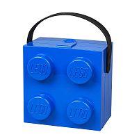 Kék tárolódoboz fogantyúval - LEGO®