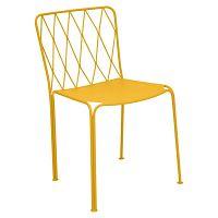 Kintbury sárga kerti szék - Fermob