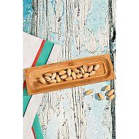 Kosova Lungo bambusz tálalóedény, 23 x 7 cm