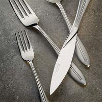 Kutahya Modern komplett 12 személyes rozsdamentes acél evőeszköz készlet