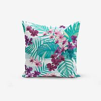 Lilac Flower párnahuzat, 45 x 45 cm - Minimalist Cushion Covers