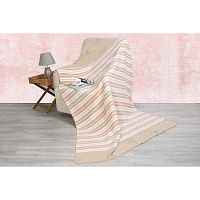 Line takaró pamut keverékből, 200 x 150 cm - Aksu