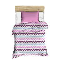 Linea lila steppelt ágytakaró, 160 x 230 cm