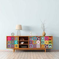 Lopez 24 darabos matrica szett, 15 x 15 cm - Ambiance