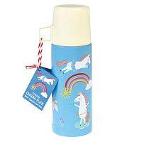 Magical Unicorn termosz csészével, 350 ml - Rex London