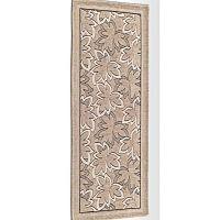 Maple Tortora bézs fokozottan ellenálló konyhai szőnyeg, 55 x 190 cm - Webtappeti