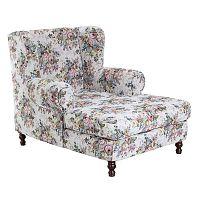 Mareille Vintage Rose füles fotel - Max Winzer