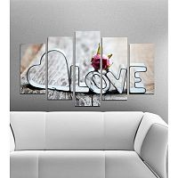 Marlies többrészes kép, 102 x 60 cm - Insigne