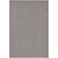 Meadow fekete-fehér kültéri szőnyeg, 160 x 230 cm - Bougari