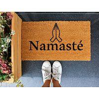 Namaste lábtörlő, 70 x 40 cm - Doormat