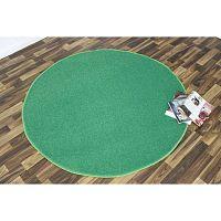 Nasty zöld szőnyeg, ⌀ 133 cm - Hanse Home