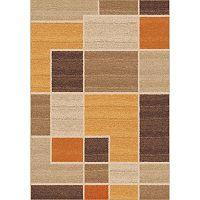 Nilo narancs-bézs szőnyeg, 190 x 280 cm - Universal