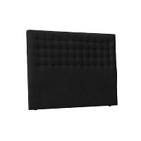 Nova fekete fejvég, 140 x 120 cm - Windsor & Co Sofas