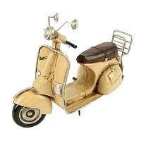 Old Vespa dekorációs motorkerékpár - Antic Line