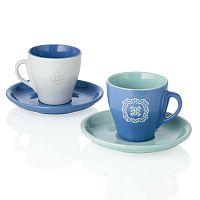Panarea Cobalt 2 darab csésze és csészealj - Brandani