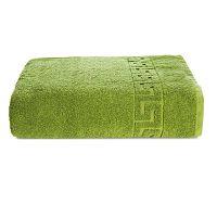 Pauline zöld pamut törölköző, 30x50cm - Kate Louise