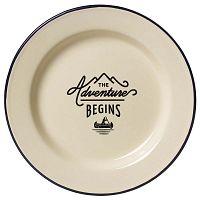 Plate Enamel zománcozott tányér - Gentlemen's Hardware