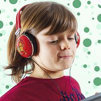 Playz Kids Little Monsters gyerek fejhallgató - InnovaGoods