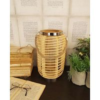 Shanghai bambusz lámpás, ⌀ 18 cm - Orchidea Milano