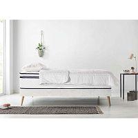 Simeo franciaágy matrac és paplan szett, 140 x 190 cm - Bobochic Paris