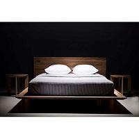 Slim olajkezelt kőrisfa ágy, 140x200cm - Mazzivo