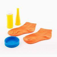 Soap Bubbles Game buborékfújó varázslatos zoknikkal - InnovaGoods