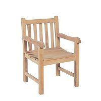 Solo Kai Loren kerti szék, teakfából - ADDU