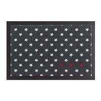 Star Printy lábtörlő, 40 x 60 cm - Hanse Home
