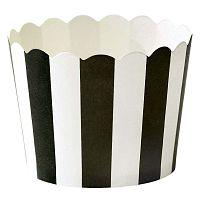 Stripe papír sütőforma, 24 db - Miss Étoile