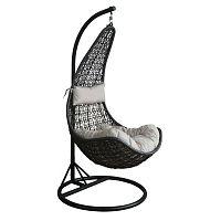 Swing kerti függőszék, mesterséges rattanból - Timpana