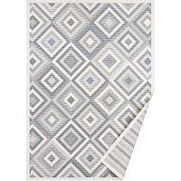 Tahula fehér, mintás kétoldalas szőnyeg, 160 x 100 cm - Narma