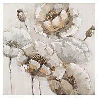 Tela kép, fenyő képkerettel, 80 x 80 cm - Mauro Ferretti
