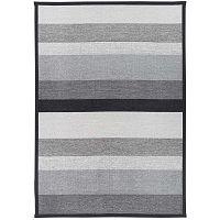 Tidriku Grey szürke kétoldalas szőnyeg, 80 x 250 cm - Narma