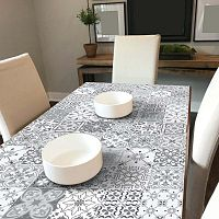 Tiles Stickers For Furniture Virginio 60 db-os bútor matrica szett, 20 x 20 cm - Ambiance