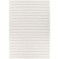 Vao White fehér kétoldalas szőnyeg, 80 x 250 cm - Narma