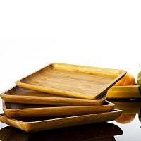 Verdure 4 részes bambusz tányéralátét szett - Bambum