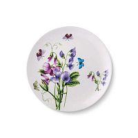 Violet 6 darabos tányérkészlet, 24 cm