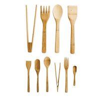 Violi 10 darabos konyhai eszközszett bambuszból - Bambum