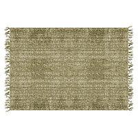 Washed zöld pamutszőnyeg, 140 x 200 cm - PT LIVING
