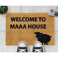 Welcome to Maaa House lábtörlő, 40 x 60 cm - Artsy Doormats