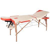 Fa masszázs asztal inSPORTline Japane - 3 részes