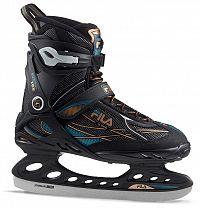 Férfi jégkorcsolya Fila Primo Ice Black/Blue/Bronze