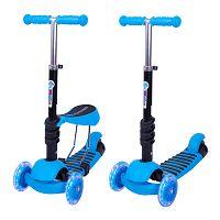 Háromkerekű roller WORKER Nimbo 3in1