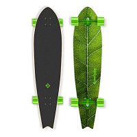 Longboard Street Surfing Fishtail - The Leaf 42