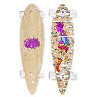 Longboard Street Surfing Woods 40