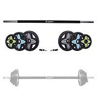 Súlyzókészlet inSPORTline Pumpstar 2 - 20 kg