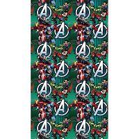 AG ART Avengers gyerek függöny, 140 x 245 cm