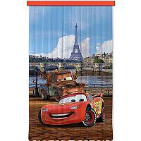 AG ART Cars in Paris gyerek sötétítő függöny , 140 x 245 cm