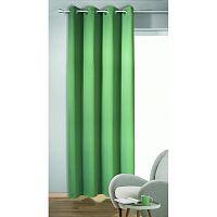 Albani Mia sötétítő függöny, zöld, 140 x 245 cm